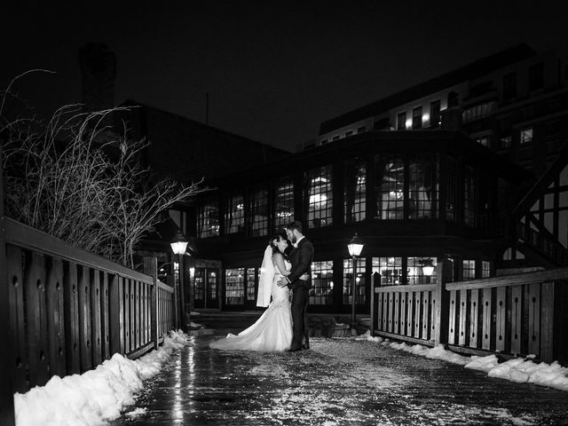 Ehrin and Kellie's wedding in Toronto, Ontario 5