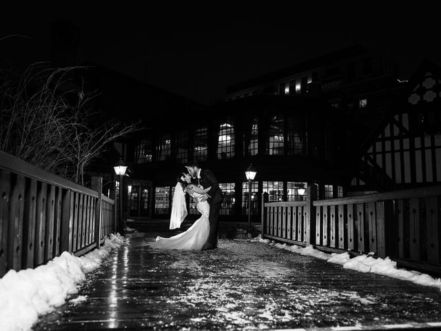 Ehrin and Kellie's wedding in Toronto, Ontario 6