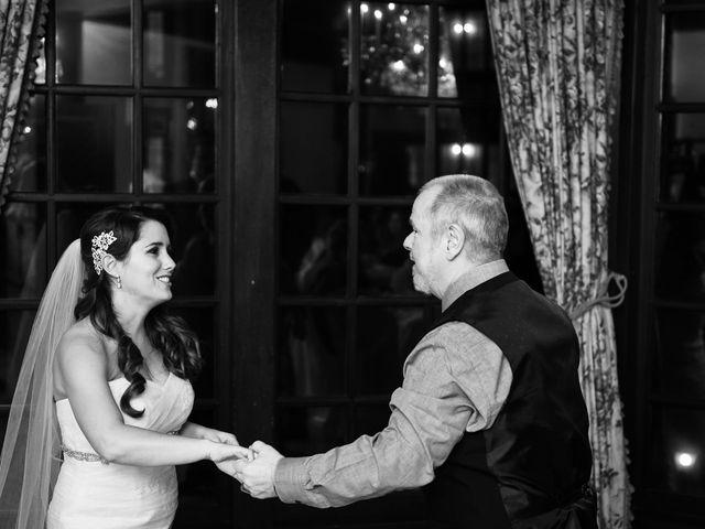 Ehrin and Kellie's wedding in Toronto, Ontario 9
