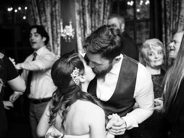 Ehrin and Kellie's wedding in Toronto, Ontario 11