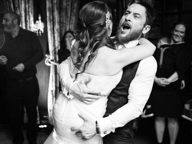 Ehrin and Kellie's wedding in Toronto, Ontario 12