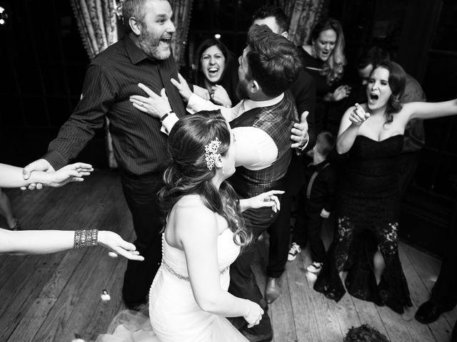 Ehrin and Kellie's wedding in Toronto, Ontario 13