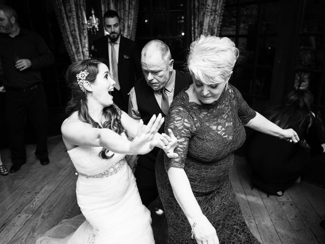Ehrin and Kellie's wedding in Toronto, Ontario 14
