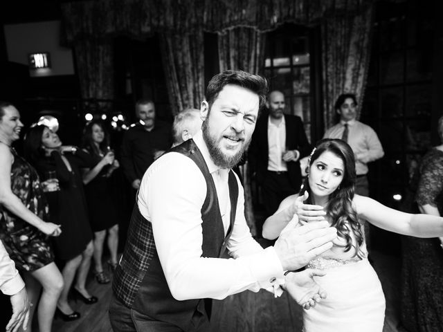 Ehrin and Kellie's wedding in Toronto, Ontario 15