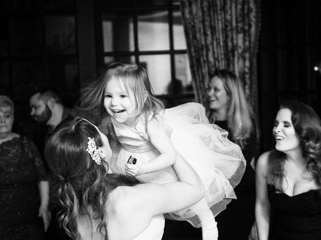 Ehrin and Kellie's wedding in Toronto, Ontario 16