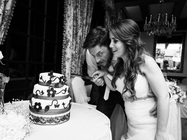 Ehrin and Kellie's wedding in Toronto, Ontario 17