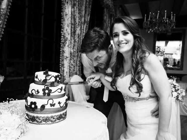 Ehrin and Kellie's wedding in Toronto, Ontario 18