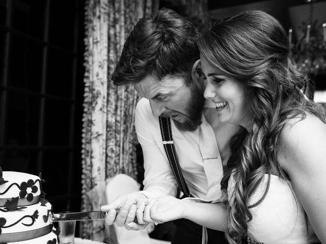 Ehrin and Kellie's wedding in Toronto, Ontario 19