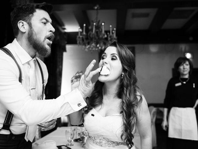 Ehrin and Kellie's wedding in Toronto, Ontario 20