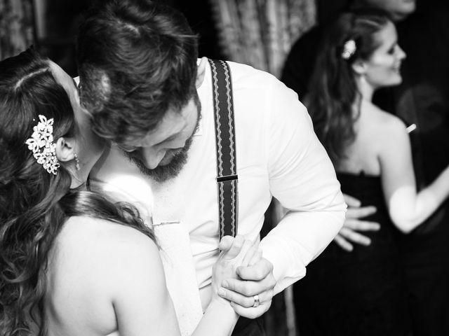 Ehrin and Kellie's wedding in Toronto, Ontario 21