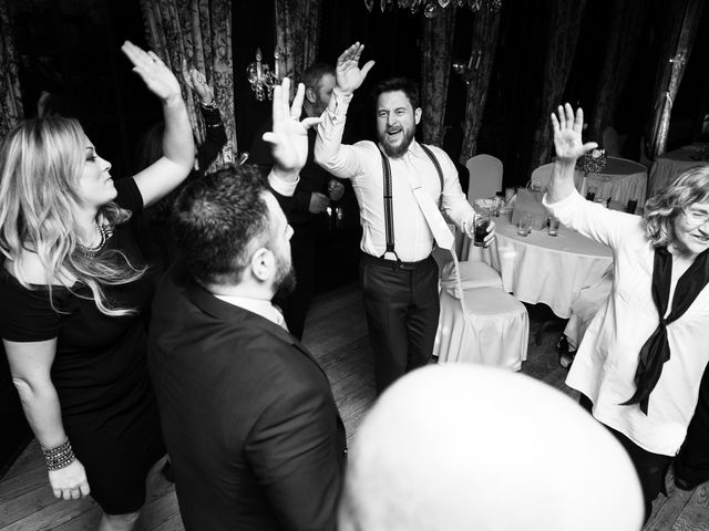 Ehrin and Kellie's wedding in Toronto, Ontario 22