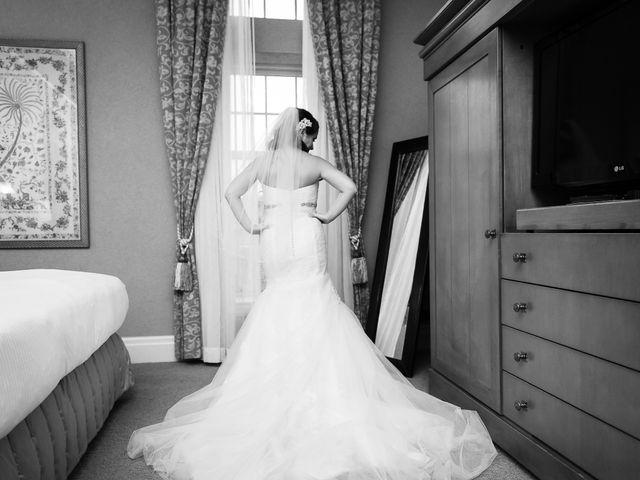 Ehrin and Kellie's wedding in Toronto, Ontario 38