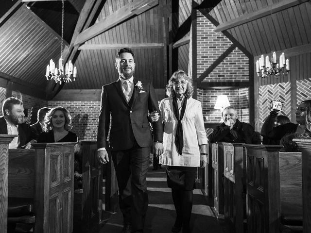 Ehrin and Kellie's wedding in Toronto, Ontario 42