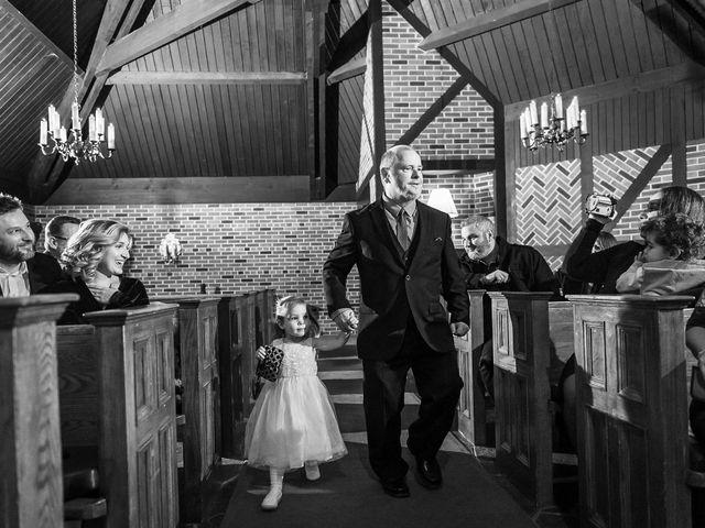 Ehrin and Kellie's wedding in Toronto, Ontario 44