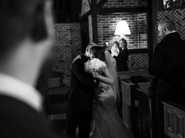 Ehrin and Kellie's wedding in Toronto, Ontario 49