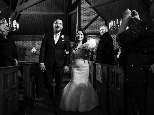 Ehrin and Kellie's wedding in Toronto, Ontario 50