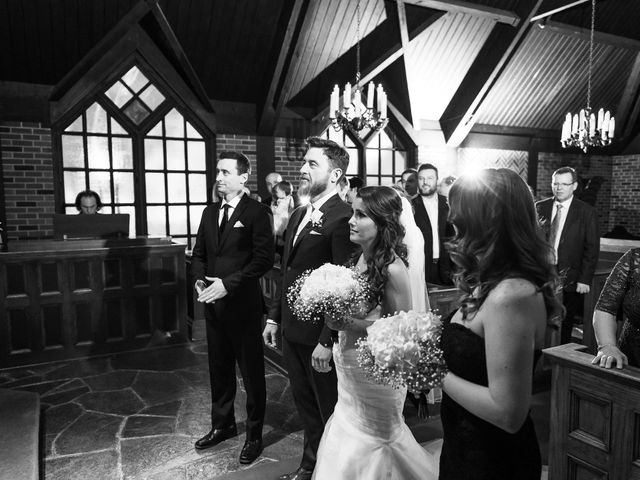 Ehrin and Kellie's wedding in Toronto, Ontario 51