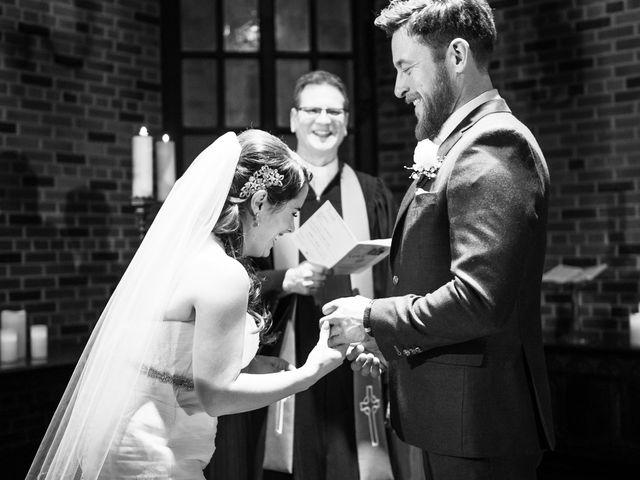 Ehrin and Kellie's wedding in Toronto, Ontario 53