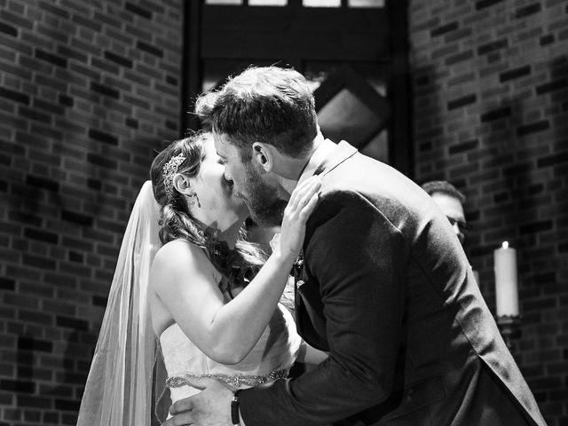 Ehrin and Kellie's wedding in Toronto, Ontario 54