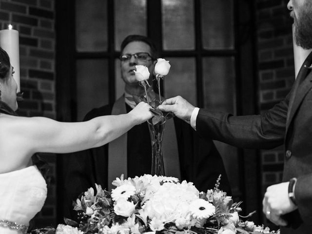 Ehrin and Kellie's wedding in Toronto, Ontario 55