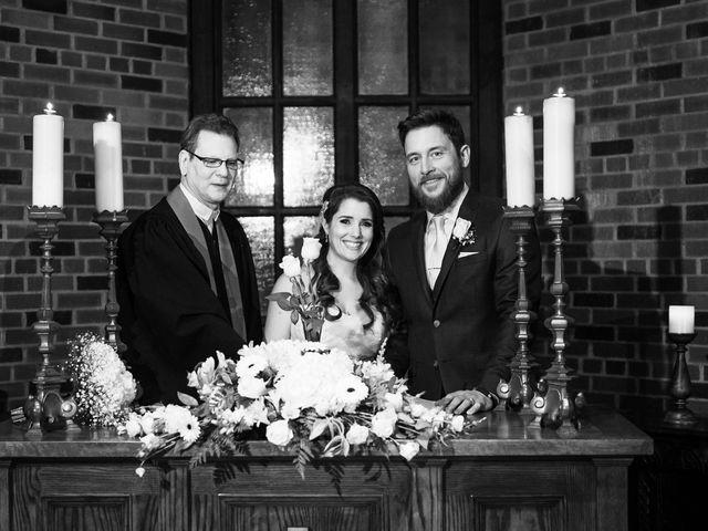 Ehrin and Kellie's wedding in Toronto, Ontario 56