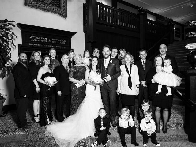 Ehrin and Kellie's wedding in Toronto, Ontario 59
