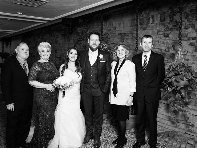 Ehrin and Kellie's wedding in Toronto, Ontario 62