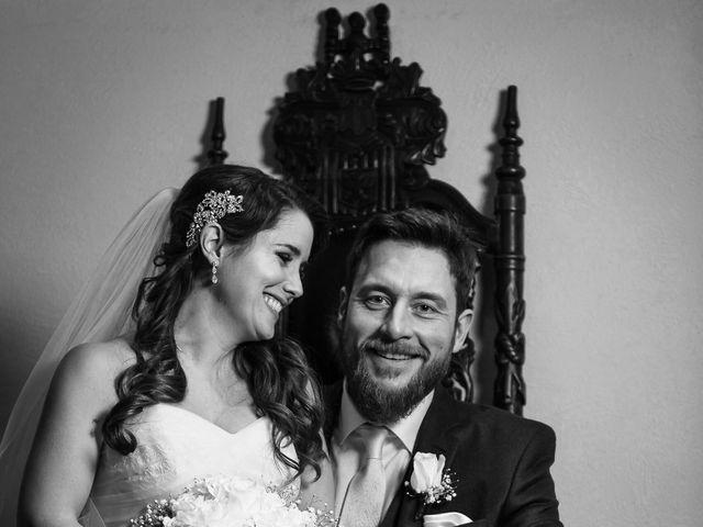 Ehrin and Kellie's wedding in Toronto, Ontario 67