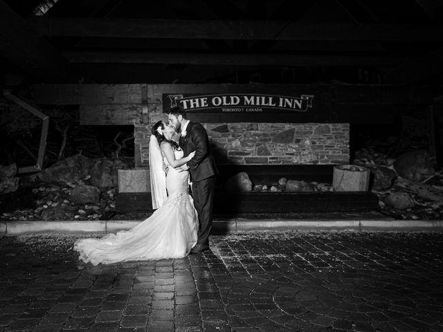 Ehrin and Kellie's wedding in Toronto, Ontario 1