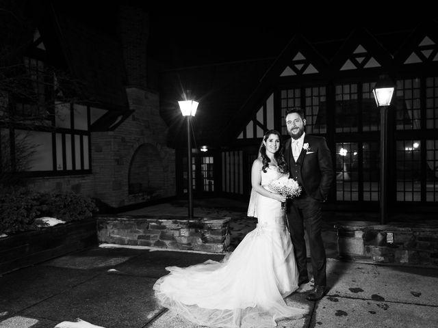 Ehrin and Kellie's wedding in Toronto, Ontario 71