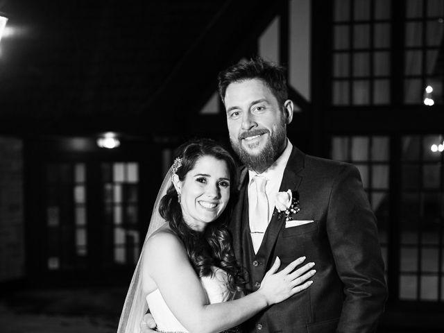 Ehrin and Kellie's wedding in Toronto, Ontario 72