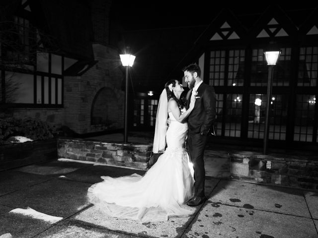 Ehrin and Kellie's wedding in Toronto, Ontario 74