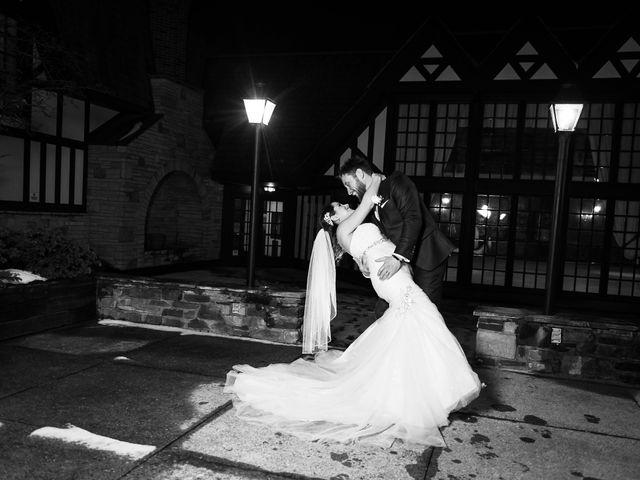 Ehrin and Kellie's wedding in Toronto, Ontario 75