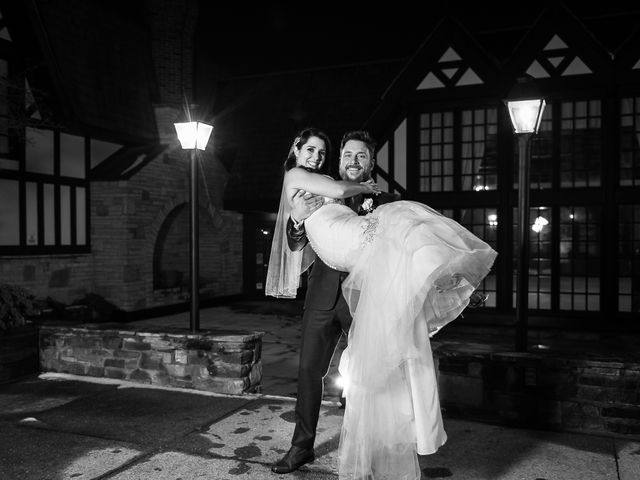 Ehrin and Kellie's wedding in Toronto, Ontario 76