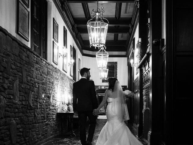 Ehrin and Kellie's wedding in Toronto, Ontario 77
