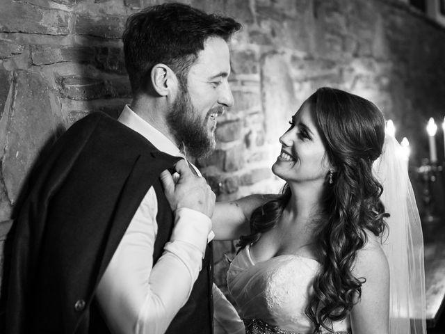 Ehrin and Kellie's wedding in Toronto, Ontario 2