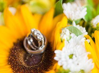 The wedding of Celina and Matt 2