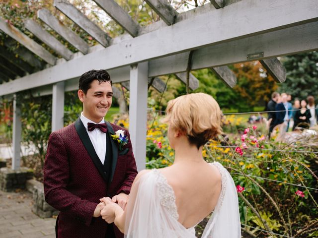Carlen and Caitlin's wedding in Vancouver, British Columbia 4