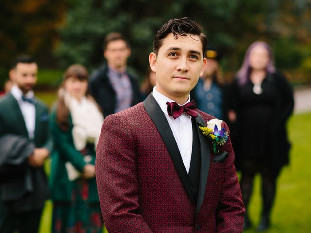 Carlen and Caitlin's wedding in Vancouver, British Columbia 7