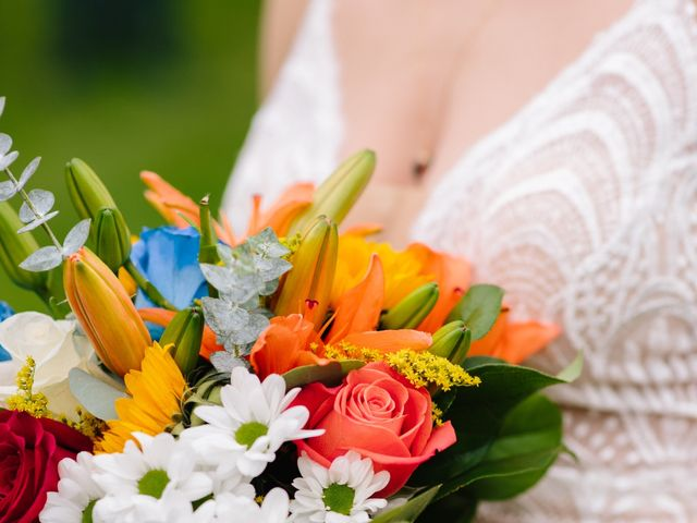 Carlen and Caitlin's wedding in Vancouver, British Columbia 1