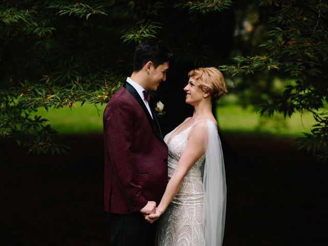 Carlen and Caitlin's wedding in Vancouver, British Columbia 18