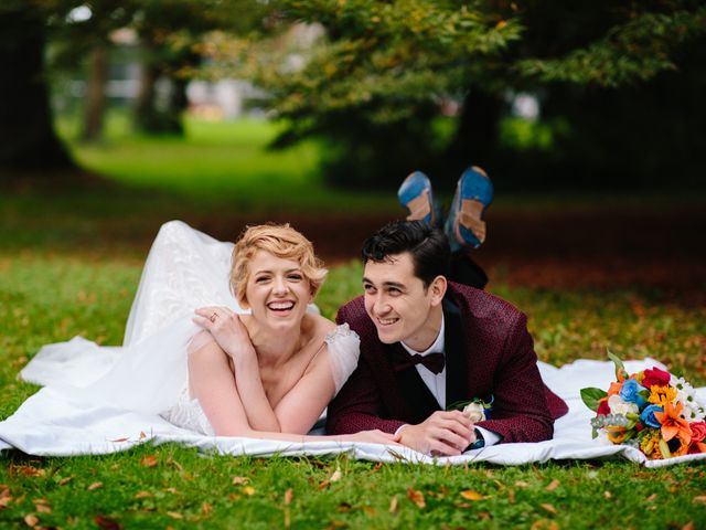 Carlen and Caitlin's wedding in Vancouver, British Columbia 21