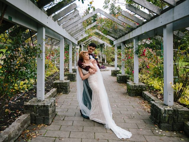 Carlen and Caitlin's wedding in Vancouver, British Columbia 34