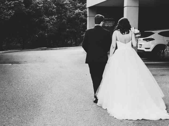 The wedding of Paul and Kavita
