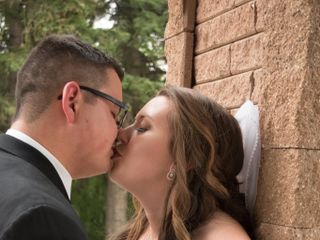 The wedding of Shianne  and Shawn