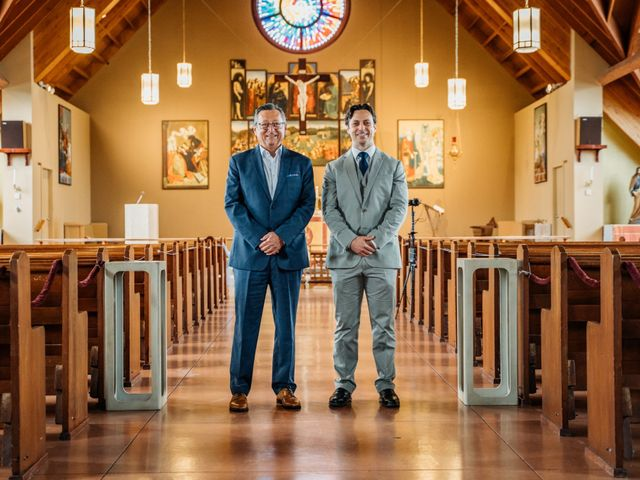 Justin and Kristina's wedding in Aldergrove, British Columbia 5