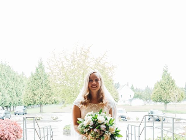 Justin and Kristina's wedding in Aldergrove, British Columbia 8