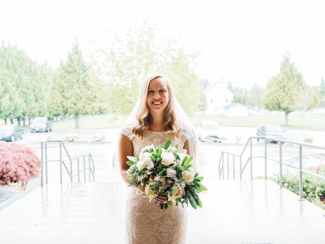 Justin and Kristina's wedding in Aldergrove, British Columbia 9