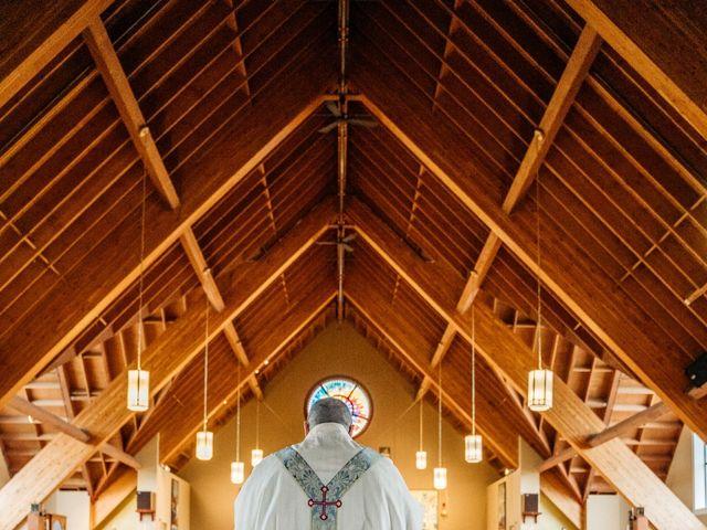 Justin and Kristina's wedding in Aldergrove, British Columbia 13