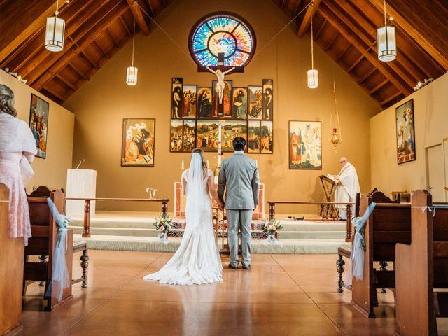 Justin and Kristina's wedding in Aldergrove, British Columbia 18
